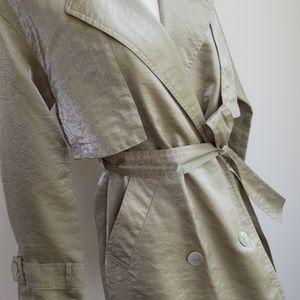 PETITE SOPHISTICATE | 2P | NWOT trench coat